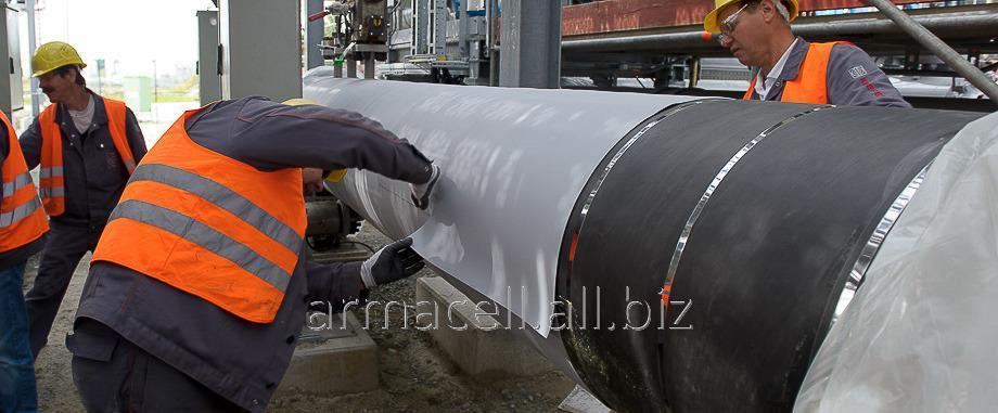 Защитное покрытие из синтетического каучука Arma-Chek R - СЕРОГО ЦВЕТА