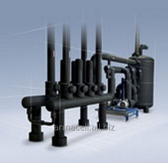 Техническая изоляция из вспененного каучука для надежного контроля за конденсацией и эффективного энергосбережения AF/Armaflex Microban