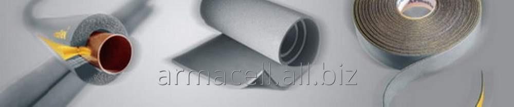 Профессиональная теплоизоляция для предотвращения потерь энергии SH / Armaflex