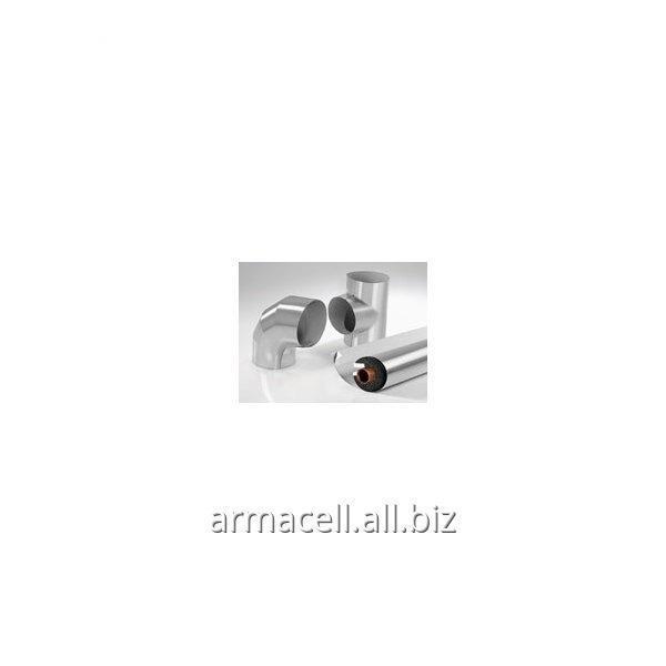 Трубная изоляция HT/Armaflex с покрытием Arma-Chek Silver HTSI