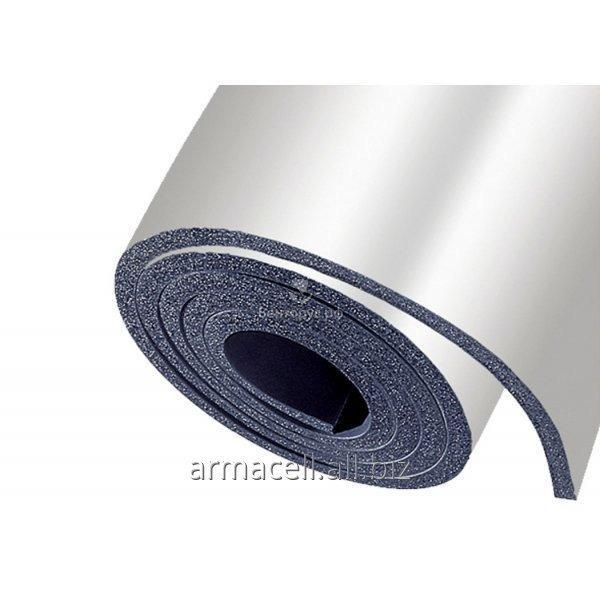 Изоляция в рулоне AF/Armaflex с покрытием Arma-Chek Silver