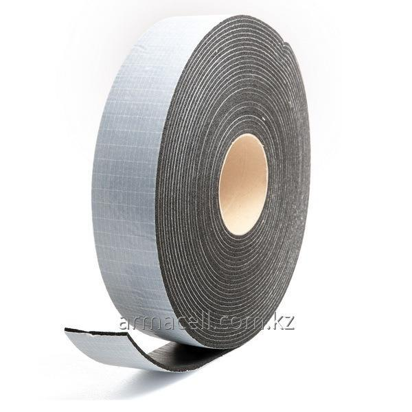 Self-adhesive tape from synthetic N-Flex Tape rubber