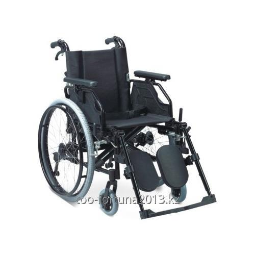 The wheelchair is universal, walking for adults