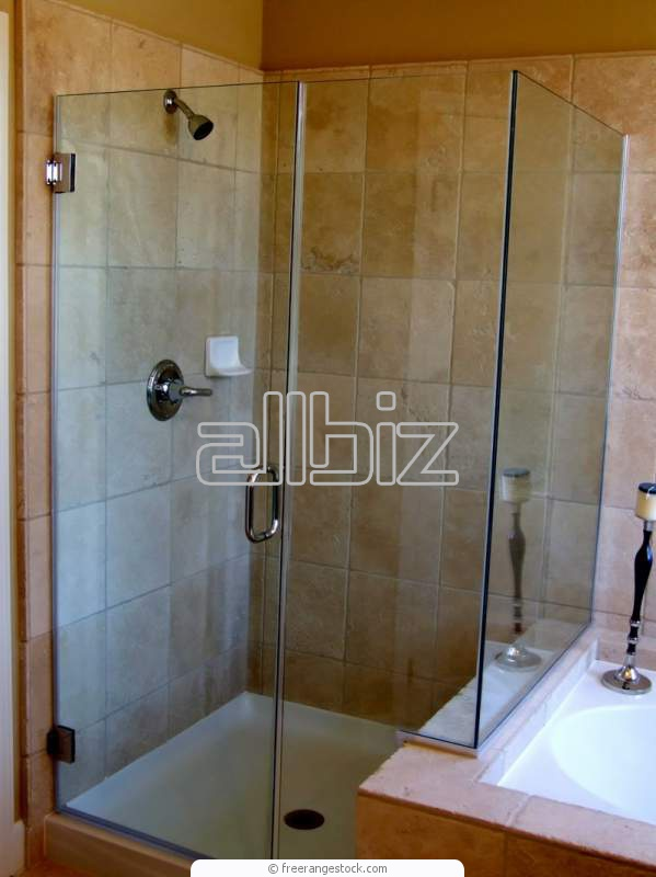 Shower cabins from glass buy in Aktobe