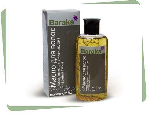 Baraka масло для волос