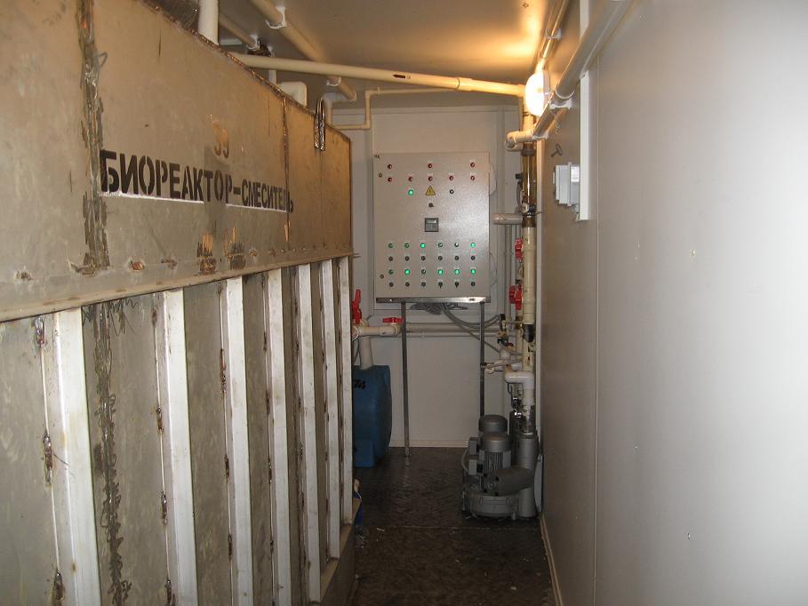 Купить Блочно-модульные установки очистки хозяйственно-бытовых сточных вод
