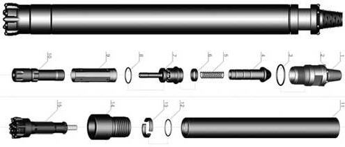 Buy Pneumatic impact tools are submersible