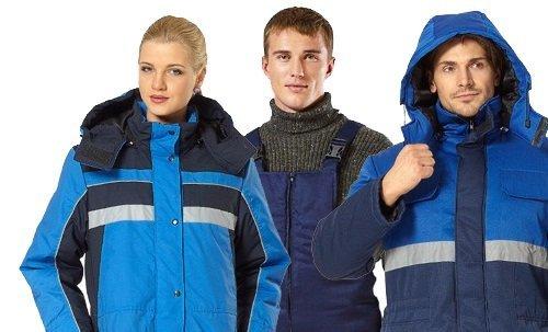 Купить Спецодежда зимняя, Куртки зимние