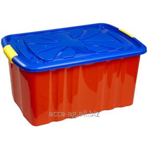 Купить Ящик для игрушек 600x400x300 на колесах Артикул : 301