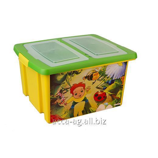 Купить Ящик детский Сюрприз 470x370x250 Артикул : 48002