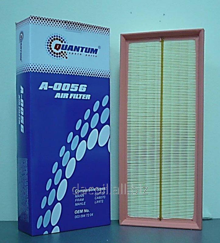 A-0056 Воздушный фильтр Quantum QA0056