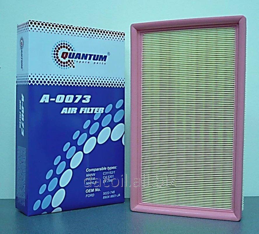 A-0073 Воздушный фильтр Quantum QA0073
