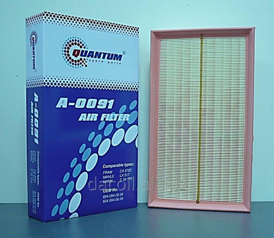 A-0091 Воздушный фильтр Quantum QA0091