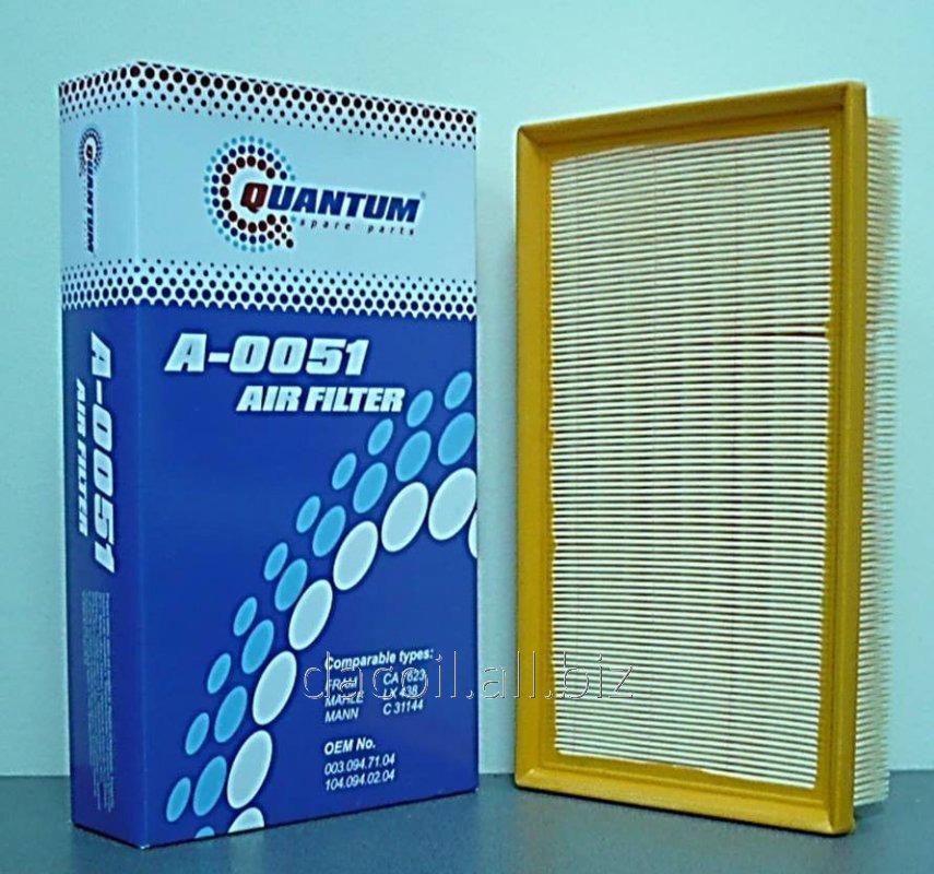A-0051 Воздушный фильтр Quantum QA0051
