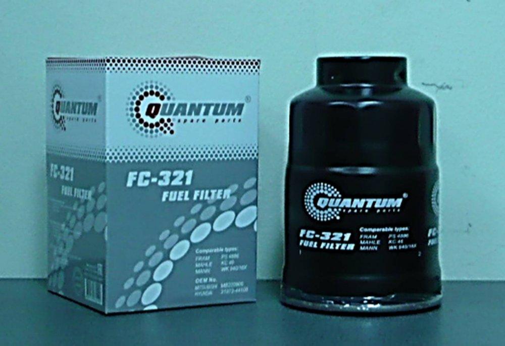 FC-321 Топливный фильтр Quantum QFC321