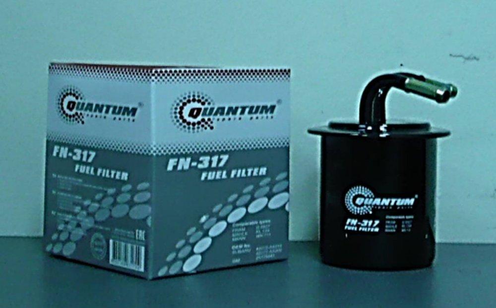 Купить FN-317 Топливный фильтр Quantum QFN317