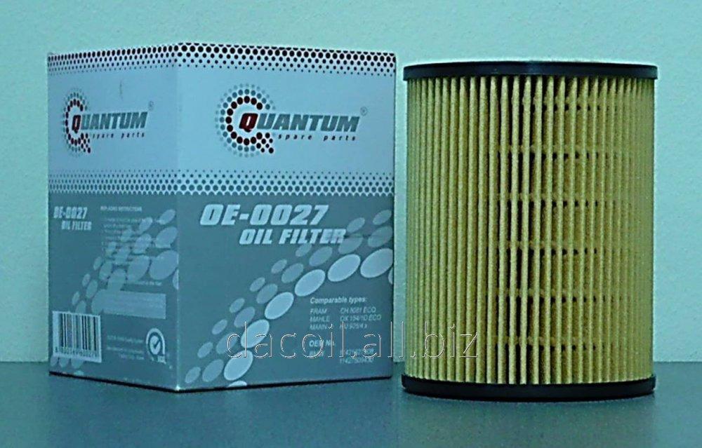 Купить OE-0027 Масляный фильтр Quantum QOE0027
