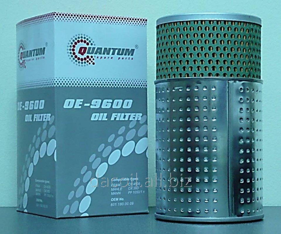 Купить OE-9600 Масляный фильтр Quantum QOE9600