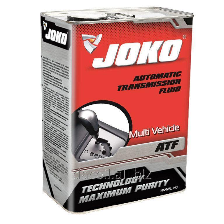 Трансмиссионное масло JOKO ATF Multi Vehicle 4л JMV004
