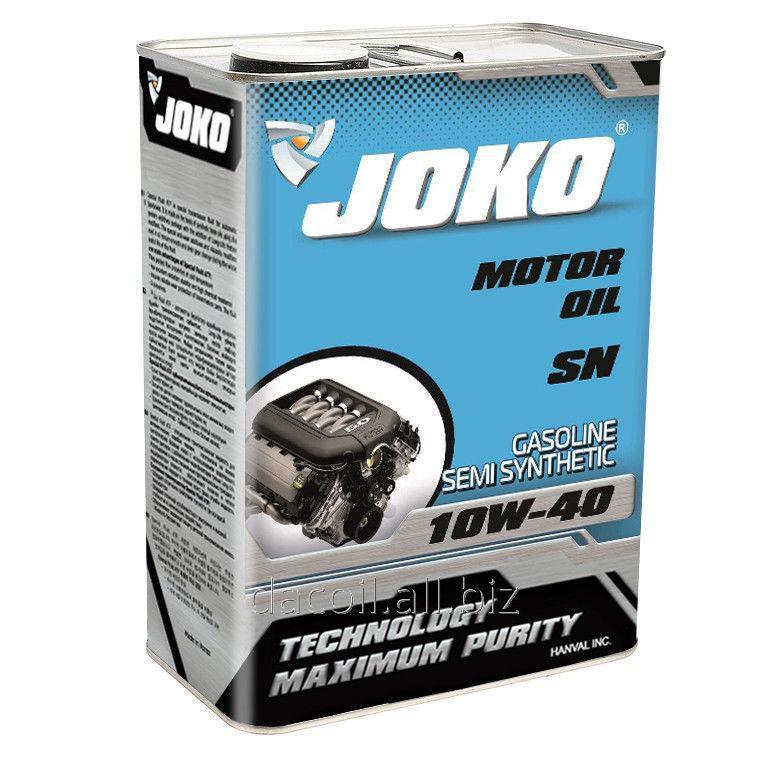 JSN104 l JOKO GASOLINE Semi-synthetic SN 10w-40 4 engine oil