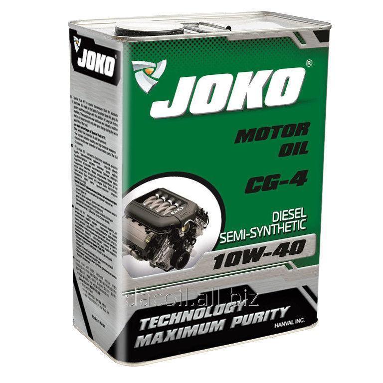 Купить Моторное масло JOKO DIESEL Semi-synthetic CG-4 10w-40 4л JCG104