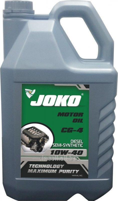 Моторное масло JOKO DIESEL Semi-synthetic CG-4 10w-40 6л JCG106