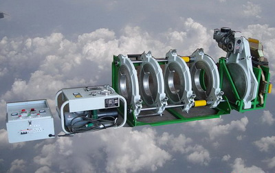 Купить Сварочный аппарат по полиэтилену, Аппараты для сварки пластиковых труб