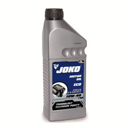 Моторное масло  JOKO GASOLINE ECO Semi-synthetic SJ/CF-4 10w-40 1л