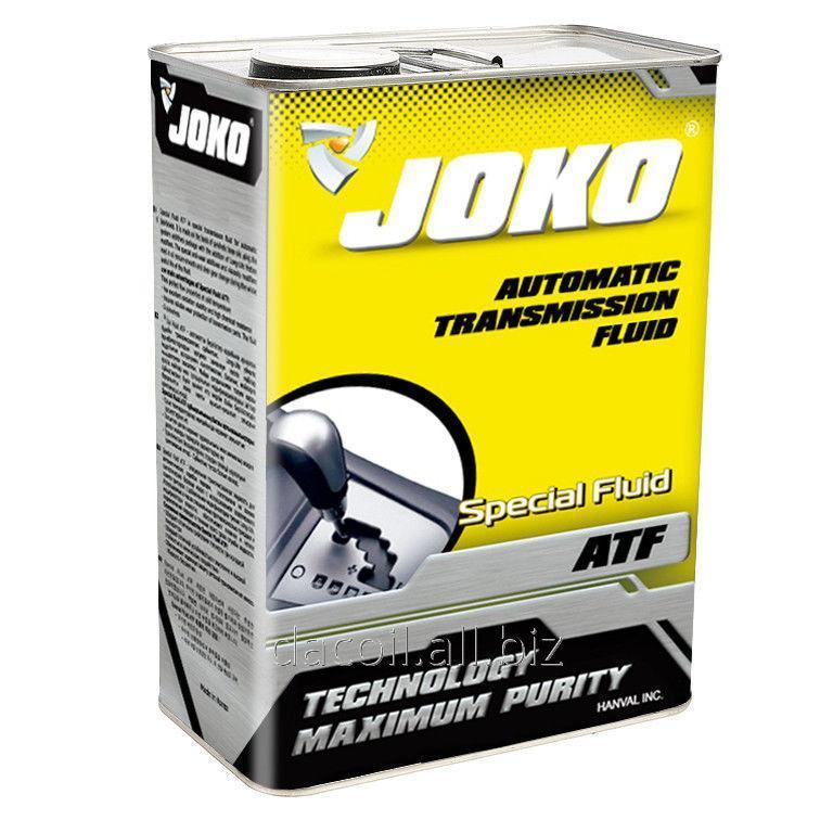 Купить Трансмиссионное масло JOKO ATF Special Fluid 4л JSP004