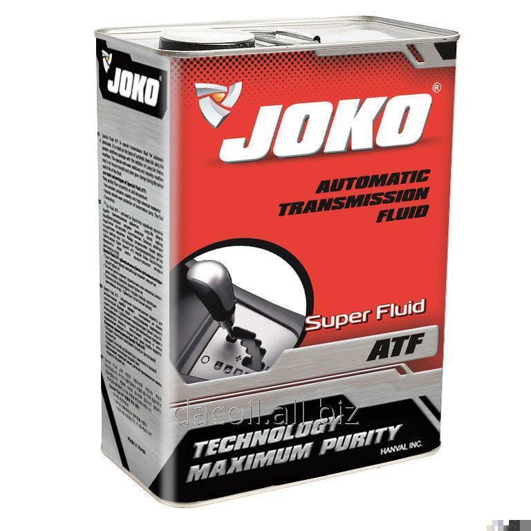 Купить Трансмиссионное масло JOKO ATF Super Fluid 4л JSU004