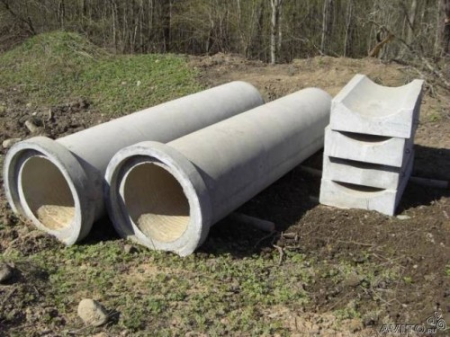 Раструбные железобетонные трубы купить конструктив плит перекрытия