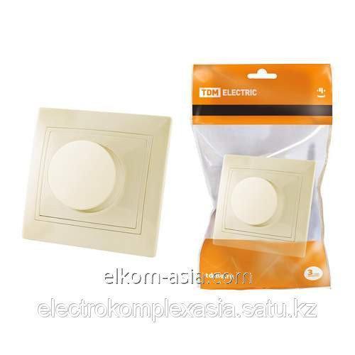 Купить Светорегулятор поворотный RL 600 Вт сл. кость Таймыр TDM