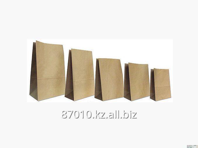 Купить Пакет стандартный с прямоугольным дном в один/два/три слоя до 5 кг