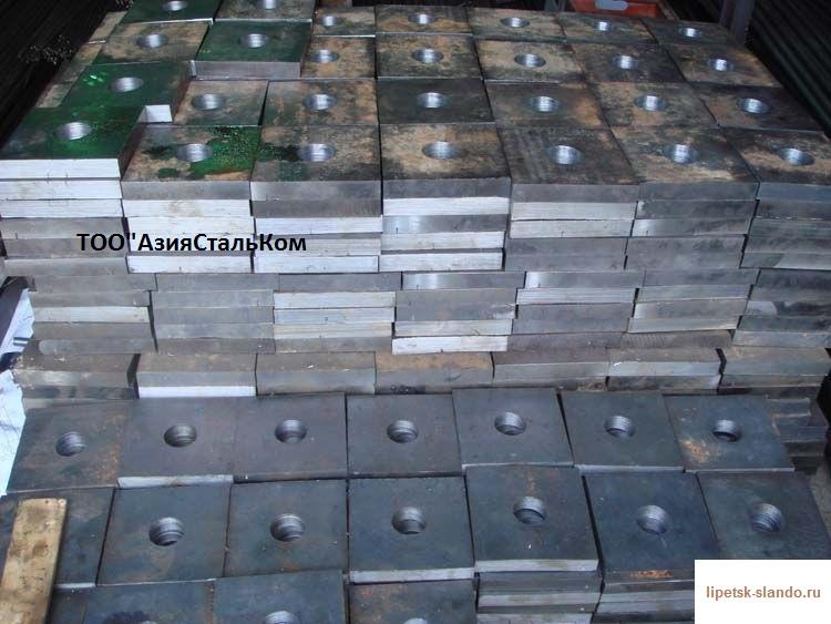 Анкерная плита М42, ГОСТ 24379.1-80