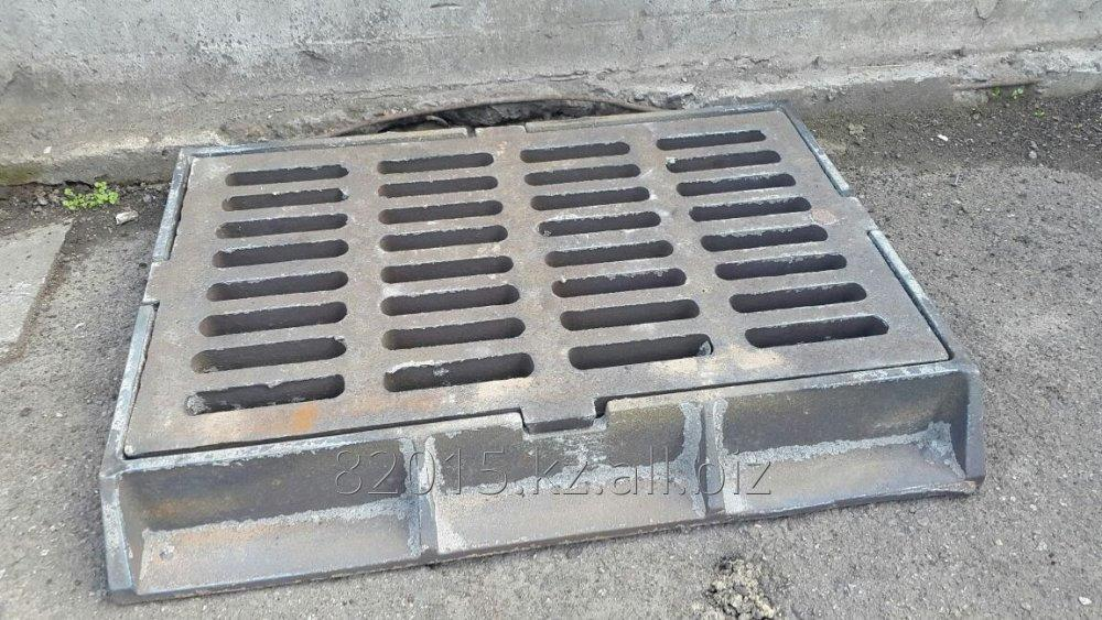 Buy Storm water inlets pig-iron type T