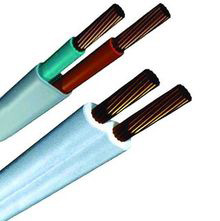 Купить Провода и шнуры с поливинилхлоридной изоляцией