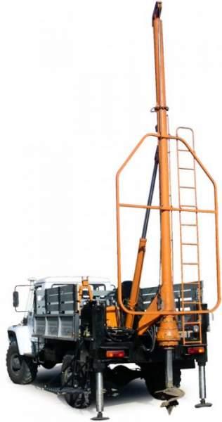 Machines boring and crane BKM, BM, PBKM, IDGC.