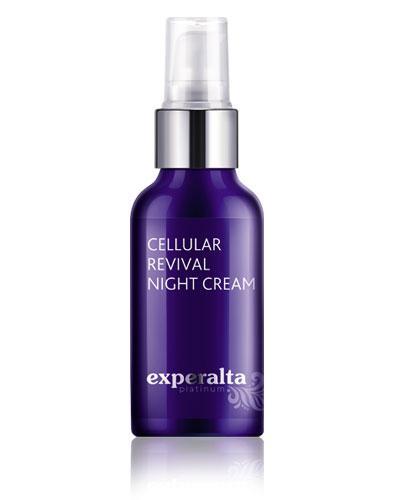 Интенсивно восстанавливающий ночной крем Experalta Platinum