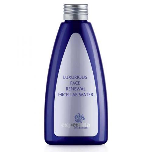 Мицеллярная вода для снятия макияжа Experalta Platinum