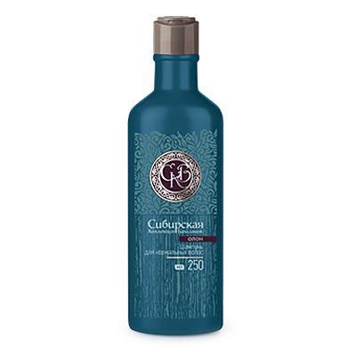 Шампунь для всех типов волос (зеленая серия) Олон (Обилие)