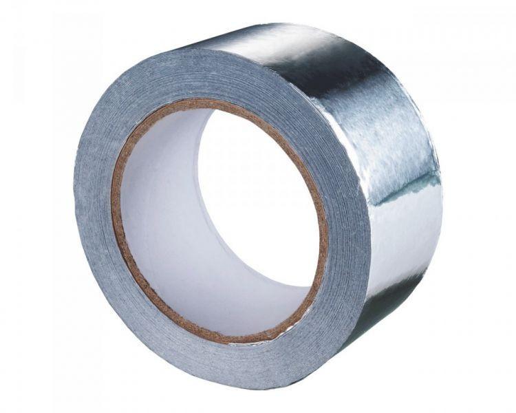 Алюминиевая клейкая лента в катушках, тип 02-5500-0014