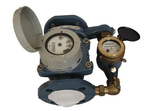 Счетчик воды WPV-N 40°, Ду80, Qn40/2,5, 300мм