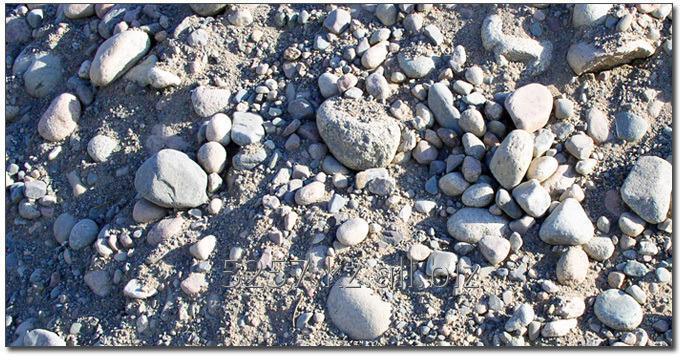Купить Балласт гравийно-песчаный ПГС 0-650 мм