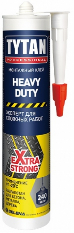 Клей Tytan монт HEAVY DUTY 310 мл