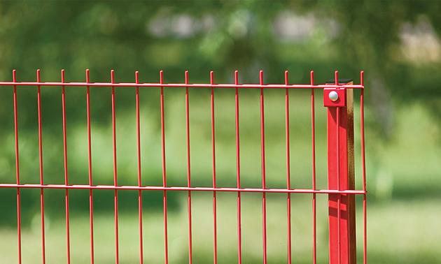 2D забор