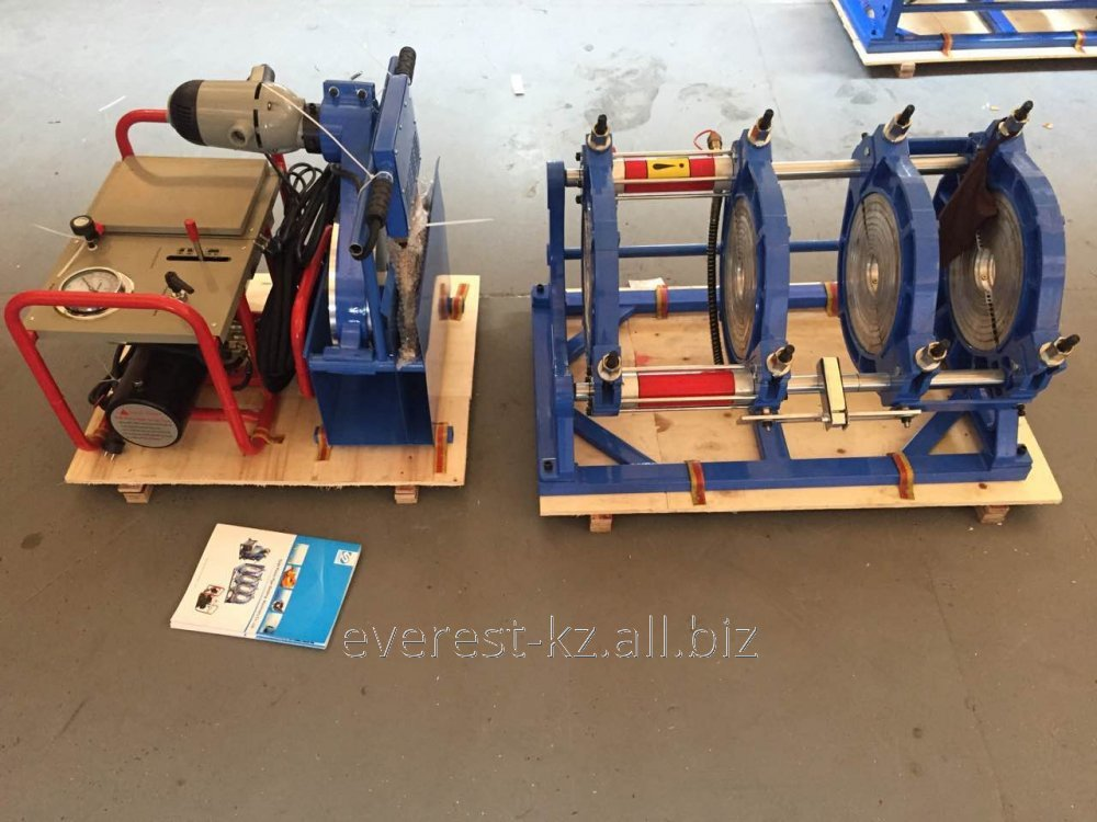 Buy Devices for welding of plastic pipes to China