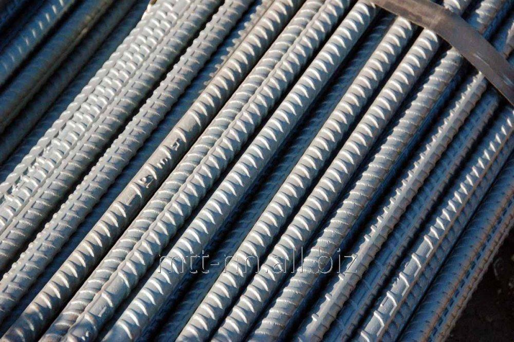 Buy Armature 10 A400 (AIII), steel 35GS, 25G2S, in bars, according to GOST 5781-82