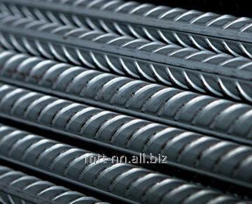 Арматура 10 Ат500С, сталь 5сп, 5пс, в прутках, по ГОСТу 10884-94
