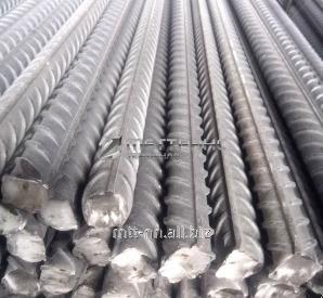 Арматура 12 Ат400С, сталь 3сп, 3пс, в прутках, по ГОСТу 10884-94