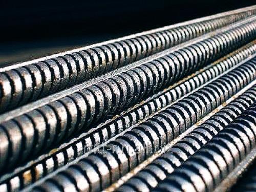Арматура 14 А500С, сталь 35ГС, 25Г2С, в прутках, по ГОСТу Р 52544-2006